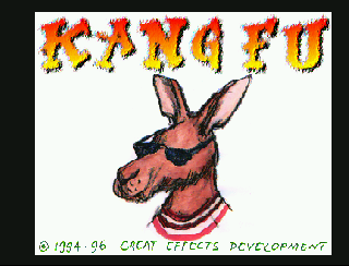 Screenshot Thumbnail / Media File 1 for Kang Fu (1996)(Alter Interservice)(en-de)[!][Amiga-CD32]